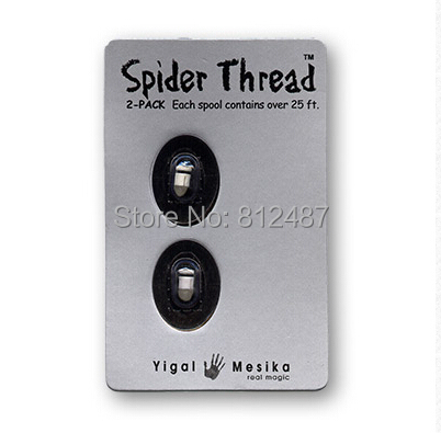 Spider Thread ( 2 piece ) - for tarantula and spider pen pro / close-up street professional  magic trick product  / wholesale