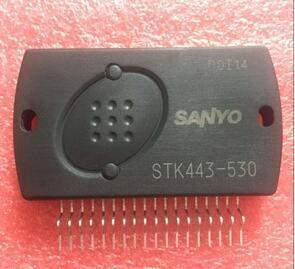 Image 1 - Freeshipping New STK443 530 Power module