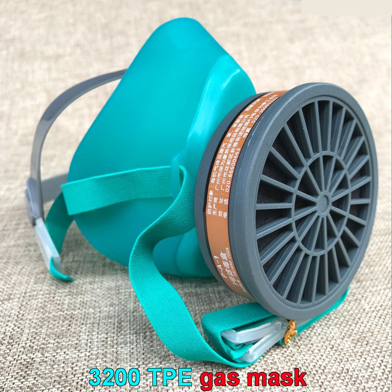 buy paint for ugg boots - 3200 TPE Respirator Gas Mask Self-priming Filter gas Mask Industrial Paint Masks Chemical Gas Filter Paint Safety