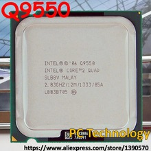 INTEL XEON X5492 3.4GHz/12M/1600Mhz/CPU equal Core 2 Quad Q9650 Q9550 CPU works on