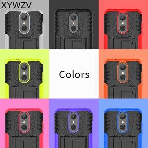 Image 5 - Coque LG K8 sFor 2018 Caso À Prova de Choque de Borracha Dura Caso de Telefone de Silicone Para LG K8 2018 Capa Para LG Aristo saco do telefone Shell XYWZV 2