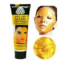 Лифтинг золотая старения отбеливания укрепляющий морщин ухода маски против кожей к