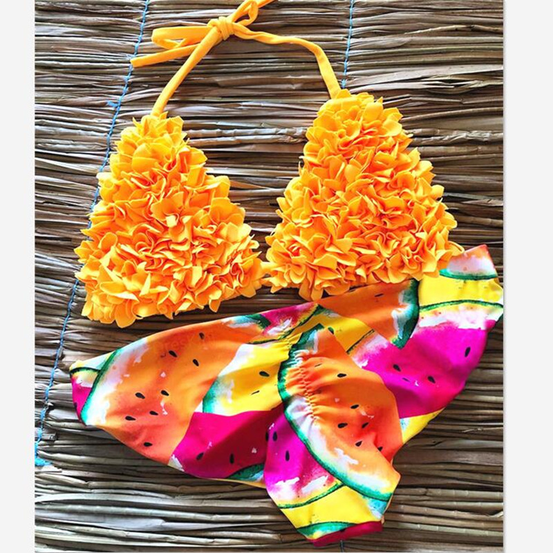 <font><b>3D</b></font> flower <font><b>Bikinis</b></font> Brazilian Swimwear Women Push Up Swimsuit Badpak Dames Mayo Beach Suit stroj kapielowy Trikinis Banadores Girl image