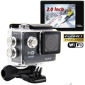 Goldfox SJ4000 Mini Sport Action Camera WIFI Camcorder 1080P full HD Camera Waterproof Helmet Camera Go Pro Style Sport DV