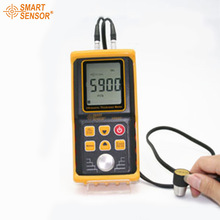 Ultrasonic Thickness Gauge Smart Sensor AR850+ 1.2-225mm Digital Wall Thickness Meter