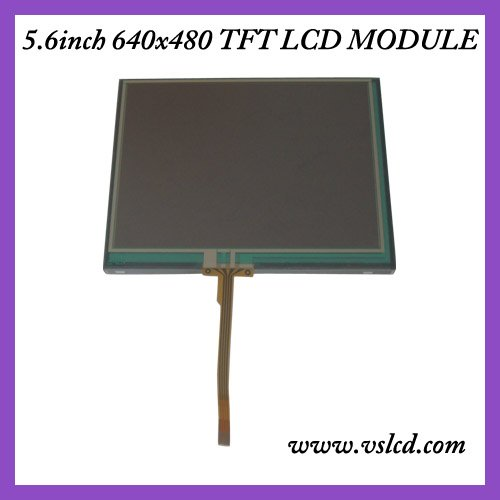 5.6inch LCD Display AT056TN53 V.1 640x480 LCD Screen With Touch Panel b101xt01 1 m101nwn8 lcd displays
