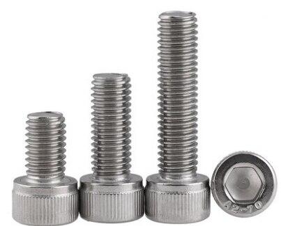 304 stainless steel hexagon socket screws