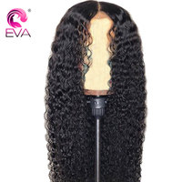 Curly Lace Front Human Hair Wigs With Baby Hair Pre Plucked Hairline Lace Front Wigs Brazilian Remy Hair 150 Density Lace Wigs