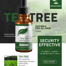Tea Tree Essential Oil Pure Organic Moisturizing Massage