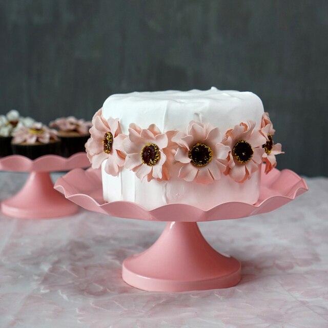Rosa Farbe Kuchen Steht Hochzeit Madchen Prinzessin Geburtstag Thema