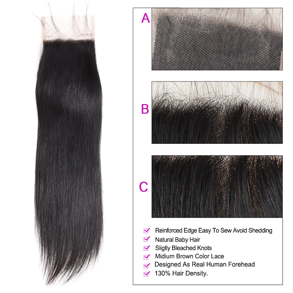 straight hair details 9602