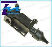 Máquina de láser co2 láser cabezal láser de grabado y corte de la máquina cabeza refleja el espejo de 25mm, lente de enfoque 20mm enfoque dis 50.8mm