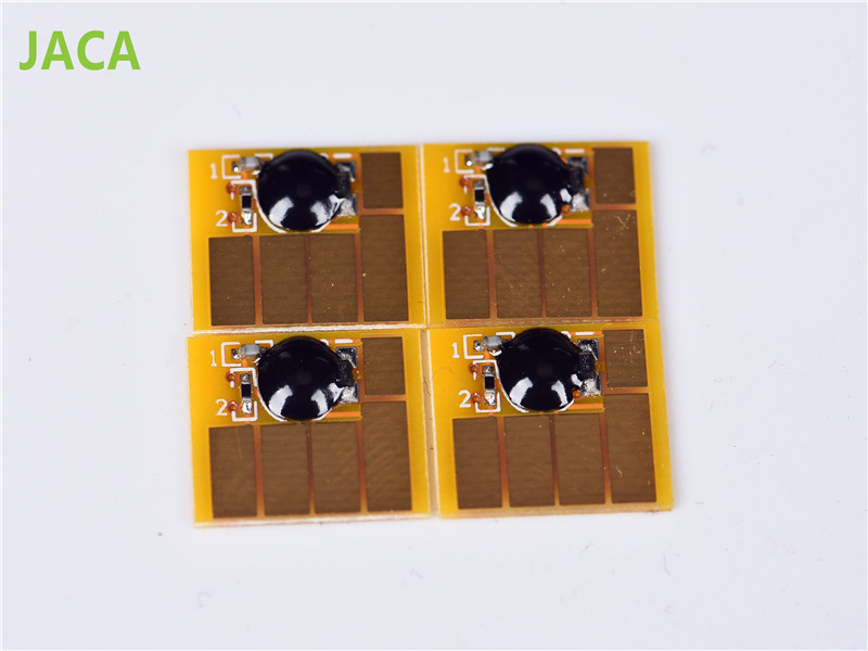 10 82 Chip 500 Cartridge Reset Chip for HP DesignJet 500 500ps 800 800ps 815mfp printer for Reset chip with 4 colors smart color toner chip for dell 1230 1235c laser printer cartridge reset chip