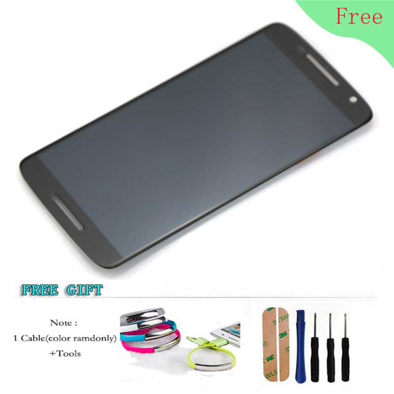 LCD Display For Motorola Moto X XT1053 XT1058 XT1060 4.7 inch Touch Screen with digitizer Assembly For Lenovo Moto X