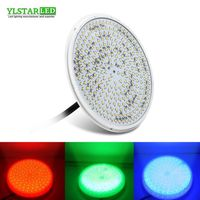 YLSTAR Underwater Lights PAR56 LED Swimming Pool Light Resin Filled Piscina Wall Mounted FocoPool Lamp 12V IP68 20W 30W Pond