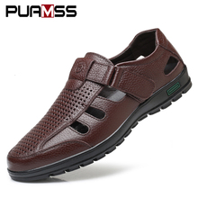Men Sandals Comfortable Casual Sandals Shoes Sneakers 2019 N