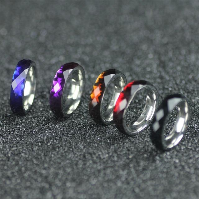 Anello in Acciaio Inox gioielli anelli anel per le donne signore degli anelli de