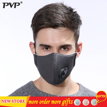 2PCS anti dust mask Activated carbon filter Windproof Mouth-muffle bacteria proof Flu Face masks Care mask mouth Mask zlrowr shark mouth anti fog flu face masks unisex surgical respirator mouth muffle mask