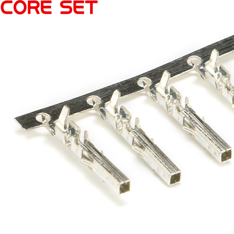 Promotion! 500pcs/lot Molex 5557 Terminal Plug Connectors Pitch: 4.2 MM Wire Cable Housing Female Pin