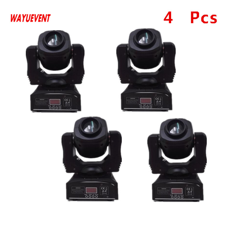 (4 pieces/lot) moving 60w LED Moving Head gobo Light led dmx 512 control mini dj diso moving heads 60w moving 60w led moving head gobo light led dmx 512 control mini dj diso moving heads 60w