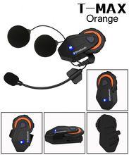 1500M Full Deplux Bluetooth Intercom Motorcycle BT Interphone Motor Riding Intercom System