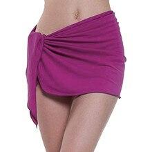 Women's bikini wrap shorts