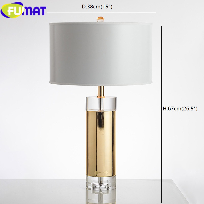 Table Lamp for living room size
