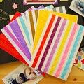 3 pages (306 pcs) photo album Scrapbook photo Corner Protectors DIY Handmade Sticker Decor for Scrapbooking Free shipping