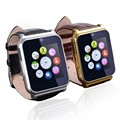 W90 Bluetooth Sport Smartwatch Men Luxury Leather  mart Watch Phone Mate For Android IOS Samsung iPhone Sony Than GT08 ZD09
