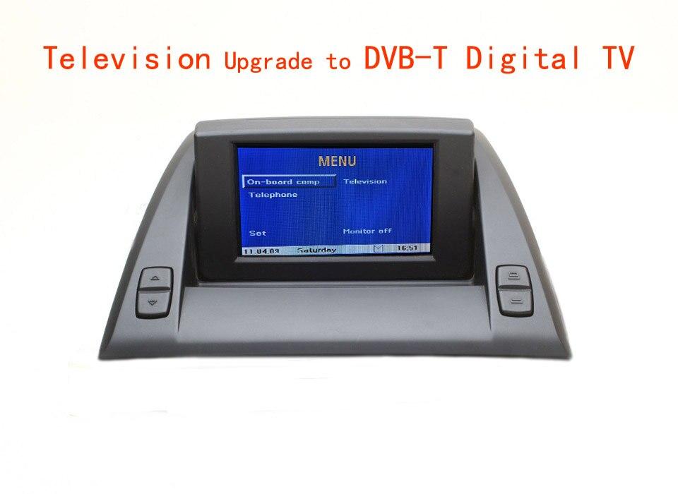 DVB-T Dolby AC3 TV numérique pour BMW X3 E83