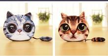 Women Bag Cartoon Handbags Wallet Wang Xing People Star Meow Cosmetic Coin Bags Bolsas New Fashion