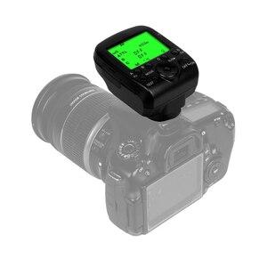 Image 2 - TRIOPO gatillo inalámbrico G1 Dual TTL, con pantalla LCD panorámica, 1/8000s, HSS, 2,4G, transmisión inalámbrica, 16 canales