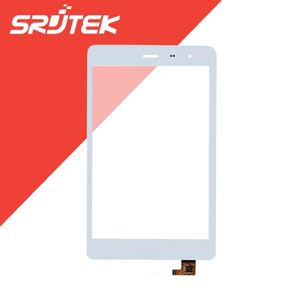 Explay Squad 7.82 3G Touch Panel Digitizer Sensor Outer Glass 7.85 inch Tablet PC Replacement Parts White