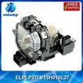 100% Original peojector lampe ELPLP27/V13H010L27 für PowerLite 54c 74c EMP 54 EMP 54c EMP 74 EMP 74C EMP 75 ect.-in Projektorlampen aus Verbraucherelektronik bei