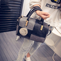 2016 New Casual Small Patchwork Pillow Handbags Famous Brand Shoulder Crossbody Bags Women Evening Clutch Ladies Party Purse