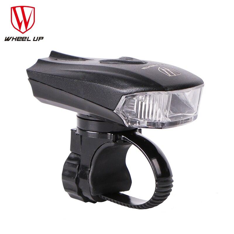 La roue Vélo Head Light Vélo Intelligente Avant Lampe USB Rechargeable Guidon LED Lanterne lampe de Poche Mouvement D'action Capteur dans Vélo lumière de Sports et loisirs