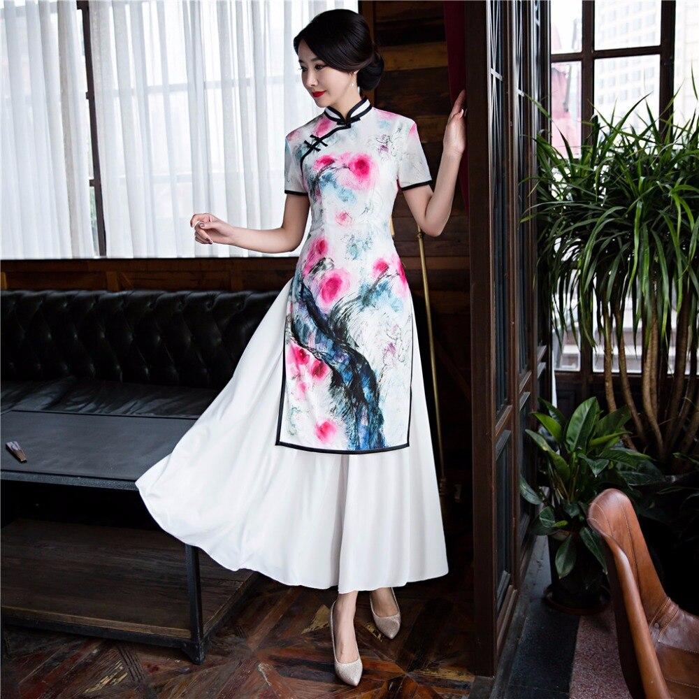 Shanghai Story Vietnam ao dai Chinese traditional clothing ...