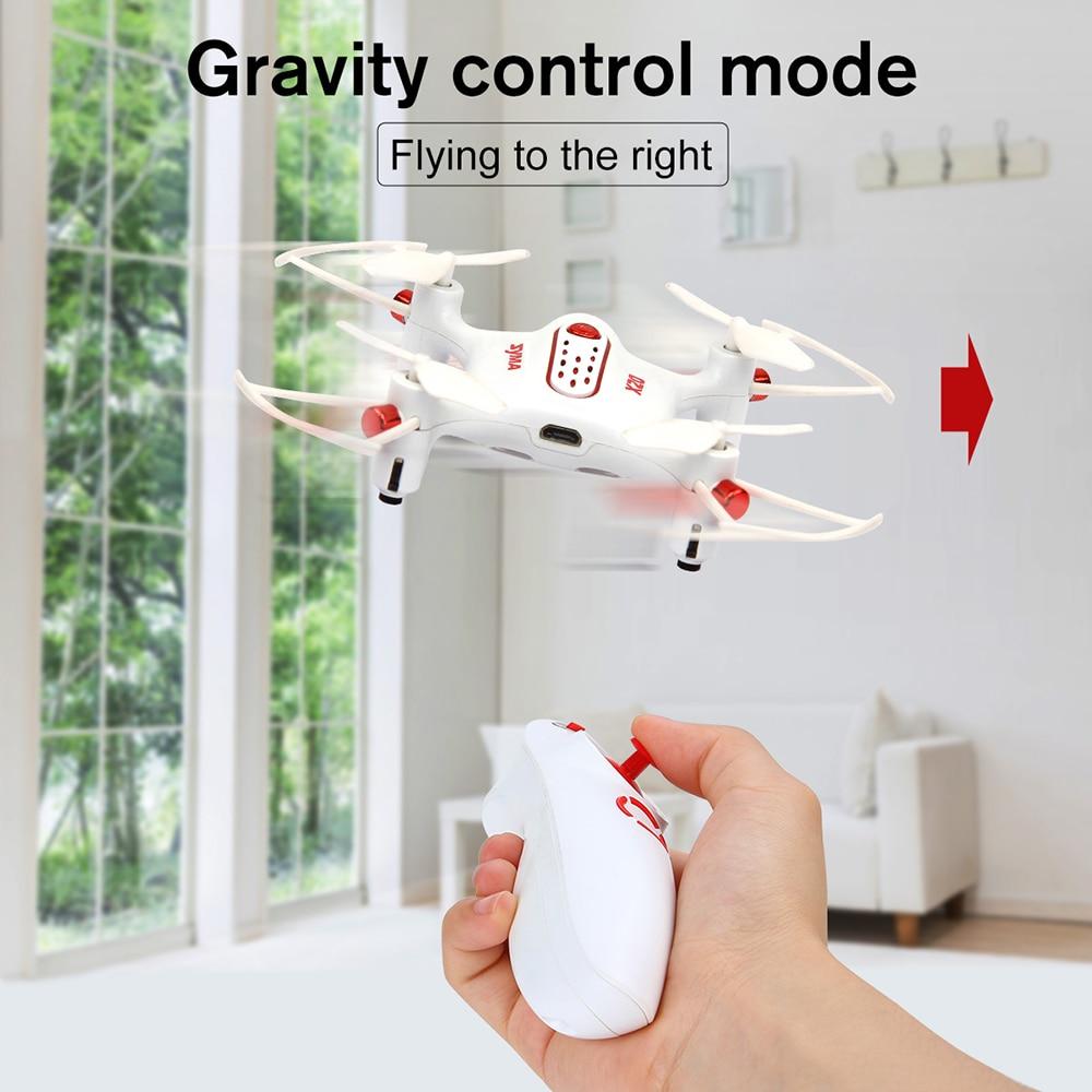 Quadrocopter States No Dron