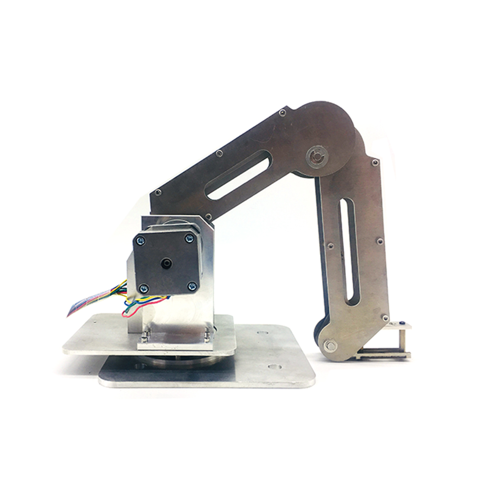 US $650 0 |Robot Arm A400, Mechanical high precision stepping Motor robot  arm industrial robot arm for industrial robot arm Development-in Parts &