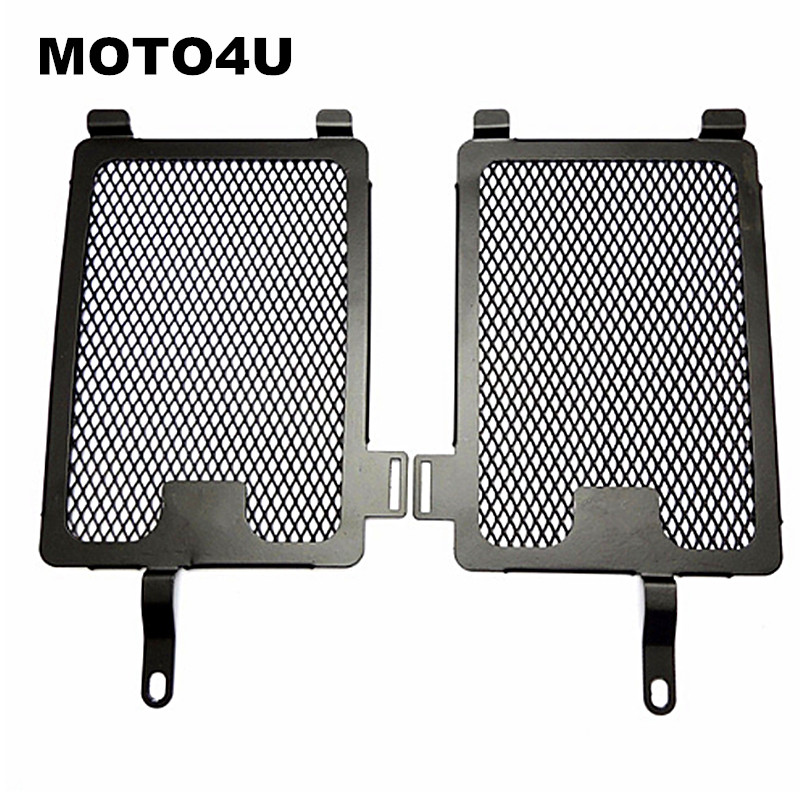 Motorcycle Radiator Guard For BMW R1200GS Radiator Guard Cover Radiator Oil Cooler Protector Grille 2013 2014 2015