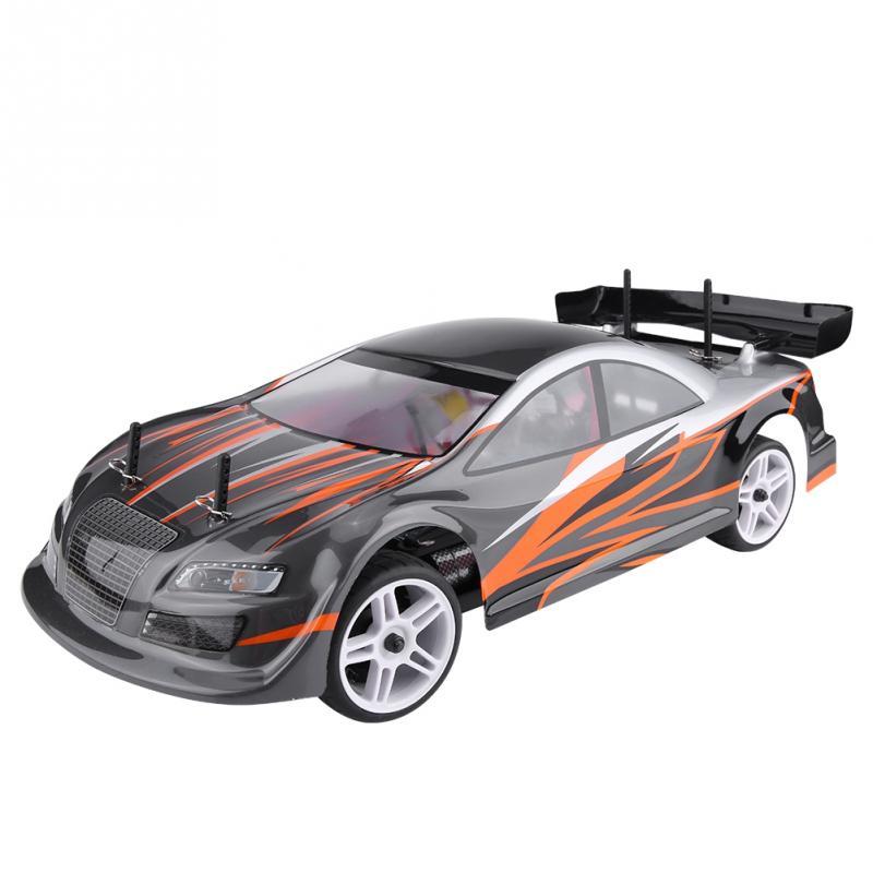 2.4 GHz 1/10 échelle 4WD électrique à la dérive voiture fréquence RC modèle 94103 100-240 V RC 540 moteur résistant à l'usure pneus voiture