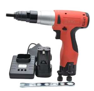 Nut Gun Riveted Easy-Riveting-Tool Electric-Pull-Gun Industrial-Grade BD-3401 Rechargeable