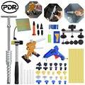 PDR Slide hammer Dent Lifter светодиодный линейной доски для удаления вмятина инструменты для повреждения вмятин