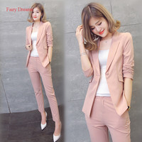 Chiffon Small Suit Suit Female Short Section 2017 Spring And Autumn New Jacket Korean Fashion Leisure