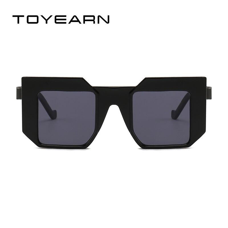 Famous Brand Designed Future Square Sunglasses Women Men Machines Style Goggle Sun Glasses For Female Male Gafas Oculos De Sol