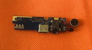 Image 1 - Verwendet Original USB Stecker Lade Board Für DOOGEE T3 MTK6753 Octa Core 4,7 Zoll HD Kostenloser versand