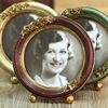 European Classic Palace Style Photo Frame Creative Resin Photo Frame Fashion Picture Frames Arts And Crafts