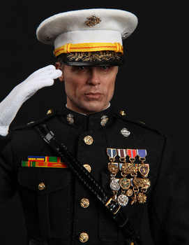 1/6 Scale Solider Toys DID A80092 USMC Force Recon Brigadier General Frank Action Figure Model Collections m3