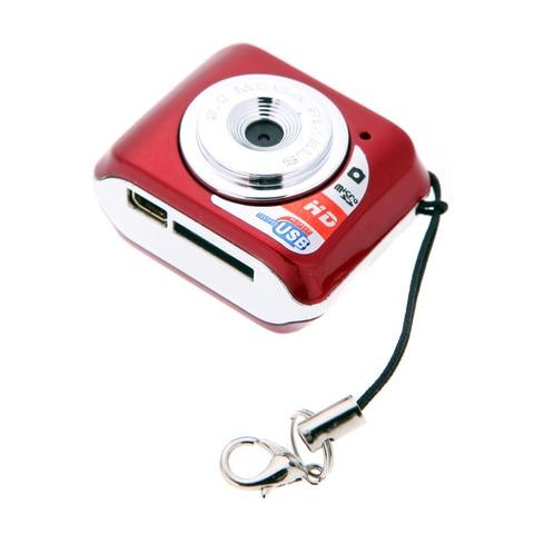X3 Portable Ultra Mini HD High Denifition Digital Camera Camcorder Mini DV Support 32GB TF Card Mini Camcorder with Mic Multan