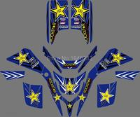 0043 New Style DECALS STICKERS GRAPHICS For BLASTER YFS 200 1988 2006